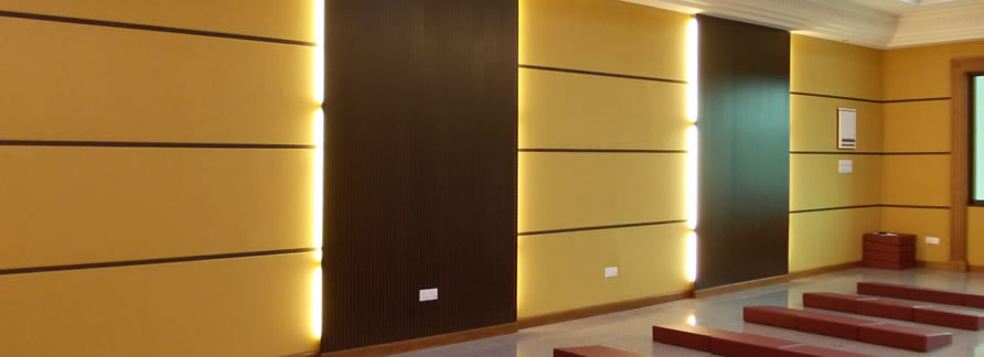 Malaysia Acoustic Ceiling And Wall Panel E Acoustic Sdn